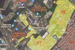 97 98街坊范围 150x100 - 杨浦区154街坊旧改动迁一征开始
