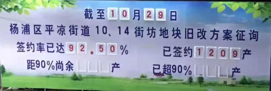 10 14 2 - 杨浦三征平凉10、14基地收尾专题报道