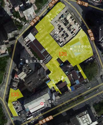 135街坊 - 虹口区135街坊评估均价公布