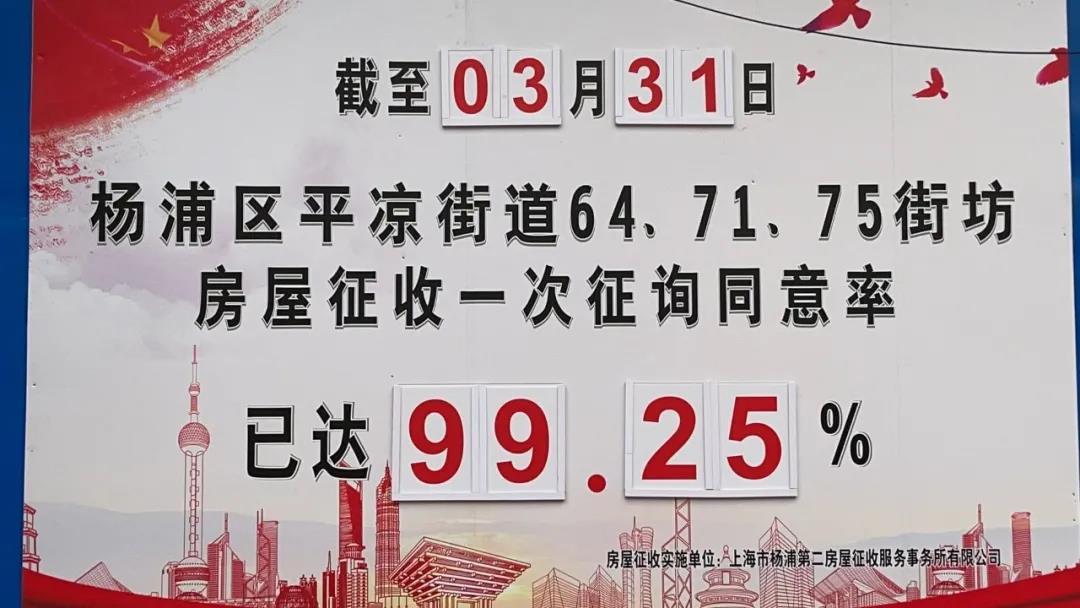 64、71、75街坊 - 杨浦区平凉64、71、75街坊、定海137街坊动迁信息